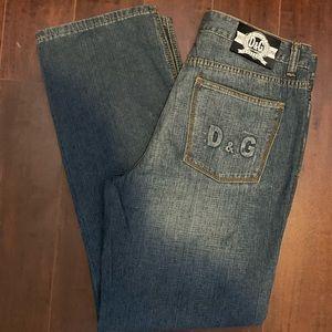 D&G men's Jeans size 35